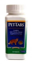 Virbac Pet-Tabs For Cats 50ct