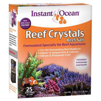 Instant Ocean Reef Crystals Reef Salt 25gal
