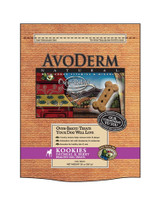 Breeder's Choice AvoDerm Oven-Baked Oatmeal & Berries Kookies 20oz