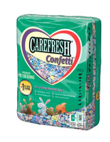 CareFRESH Confetti Soft Bedding 50L