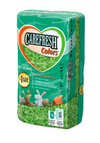 CareFRESH Colors Soft Bedding Green 10L