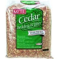 Kaytee Cedar Bedding 1000cu in