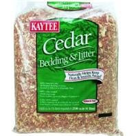 Kaytee Cedar Bedding 1000cu in