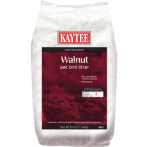 Kaytee Walnut Bedding 25lb