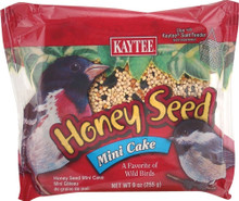 Kaytee Mixed Seed Mini Cake 9oz