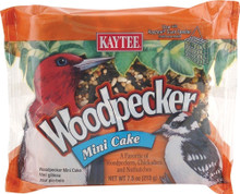 Kaytee Woodpecker Mini Cake 7.5oz
