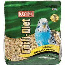 Kaytee Forti-Diet Parakeet 5lb