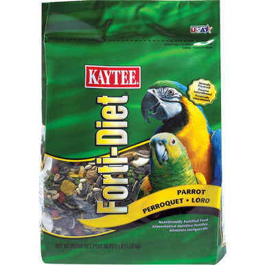 Kaytee Forti-Diet Parrot 3lb