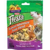 Kaytee Fiesta Awesome Tropical Advnture Small Animal 8oz