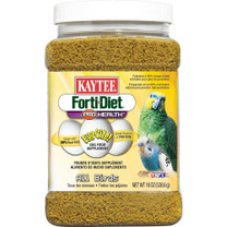 Kaytee Forti-Diet Egg-Cite! Supplement 18oz