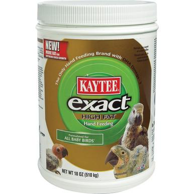 Kaytee Exact Handfeeding High Fat 18oz