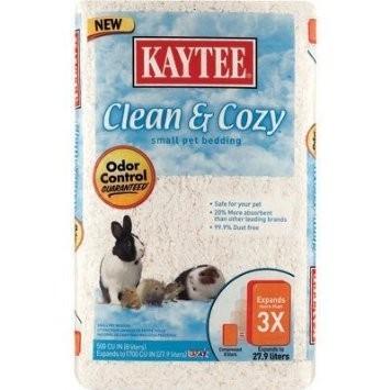 Kaytee Clean & Cozy 500 CU IN