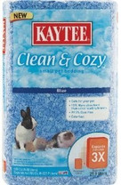 Kaytee Clean And Cozy Blue 500Cu In