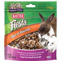 Kaytee Fiesta Pop A Rounds Small Animal 2oz