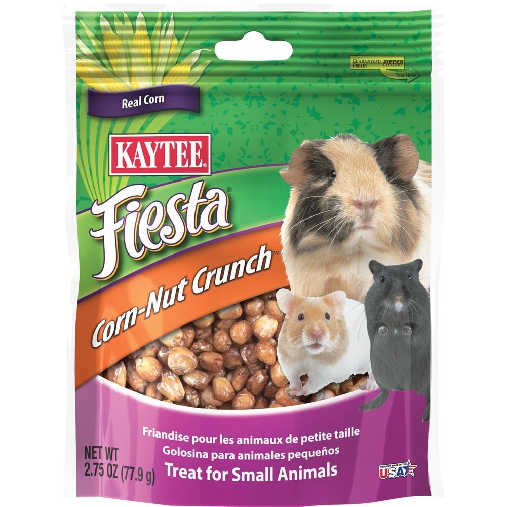 DreamAquatic.com Offers Kaytee Fiesta Corn Nuts Small Animal 2.75oz