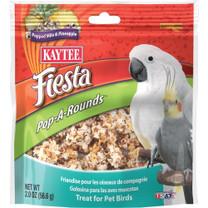 Kaytee Fiesta Pop-A-Rounds Pineapl Brd 2oz