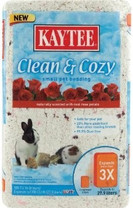 Kaytee Clean And Cozy Rose 500Cu In