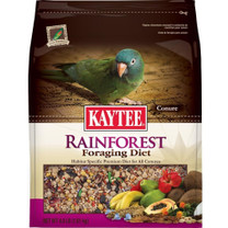 Kaytee Foraging Rainforest Conure 4Lb