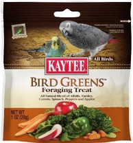 Kaytee Foraging Bird Greens 1oz