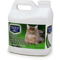 Premium Choice Carefree Kitty Unscented w  Baking Soda Scoop Litter 3 16lb