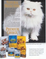 Premium Choice Carefree Kitty Unscented All Natural Scoop Litter 40lb