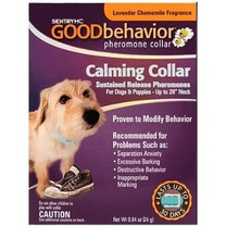 SENTRY HC Good Behavior Pheromone Collar Dog 28in