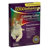 SENTRY HC Good Behavior Pheromone Collar Cat 15in