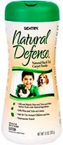 SENTRY Natural Defense Flea & Tick Carpet Powder 10oz