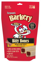 Sergeants Barkery Bitty Bones Bacon Flvr 6oz