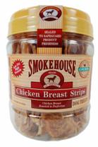 Smokehouse Chicken Breast Strips 1# tub