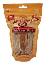 Smokehouse Chicken Barz 4oz reseal bag