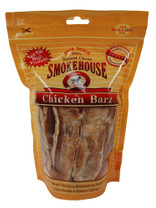 Smokehouse Chicken Barz 8oz reseal bag