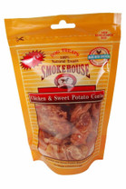 Smokehouse Chicken & Sweet Potato 4oz Reseal Bag