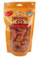 Smokehouse Chicken & Sweet Potato 8oz Reseal Bag