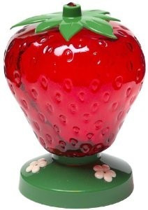 Perky-Pet Strawberry Hummingbird Feeder 48oz