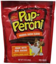 Pup-Peroni Original Bacon Flavor Dog Snacks, 10-Ounce