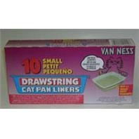 Van Ness Drawstring Cat Pan Liner Small
