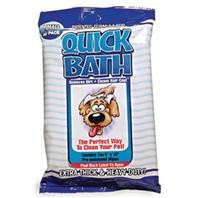 IVS QUICK BATH Wipes for Small Dogs 10ct
