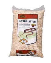 Zilla Bedding Lizard Litter 4qt
