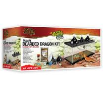 Zilla Deluxe Bearded Dragon Kit 14.5x32x17.75