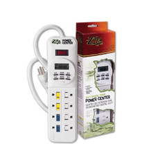Zilla 24 7 Digital Timer Power Center