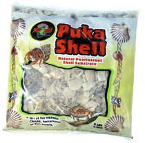 Zoo Med Puka Shell Natural Shell Substrate