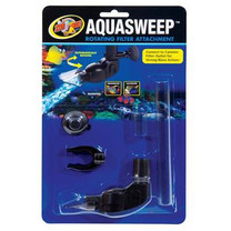 Zoo Med Aquasweep Rotating Filter Attachment: Rotating Filter Attachment