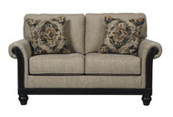 Ashley Blackwood Taupe Loveseat