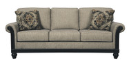 Ashley Blackwood Taupe Sofa/Couch