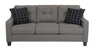 Ashley Brindon Charcoal Sofa/Couch