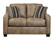 Ashley Alturo Dune Loveseat