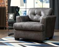 Ashley Inmon Charcoal Chair