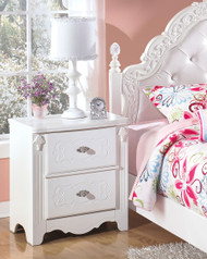 Ashley Exquisite Nightstand