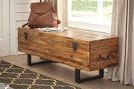 Ashley Glasco Storage Bench